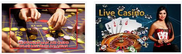 keuntungan dan layanan yang di dapat pada judi casino Sbobet